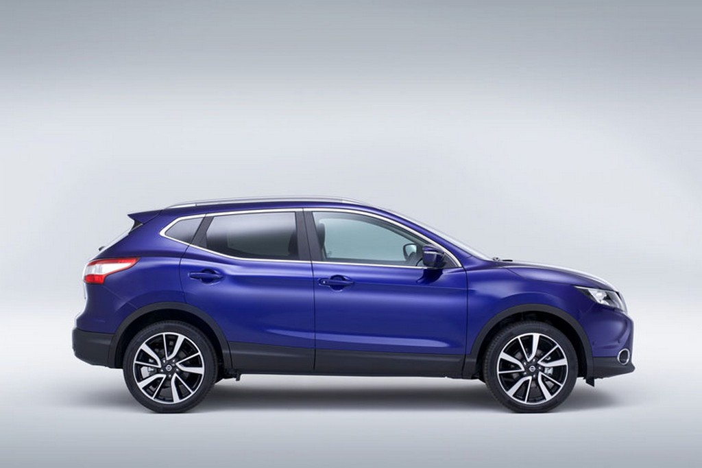 2015 Nissan Qashqai 6 Nissan updates the 'Qashqai' for 2015 model year