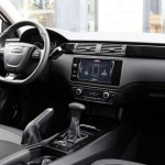2015 Qoros 3 City SUV Interior (1)