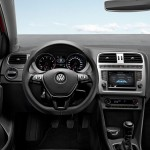2015 Volkswagen Polo TSI BlueMotion Interior