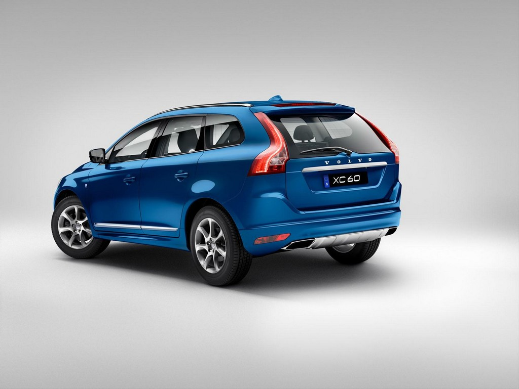 Volvo Reveals 2015 XC60 Ocean Race Edition