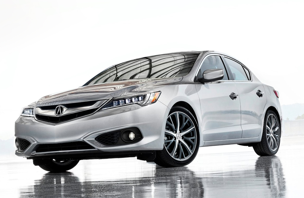 2016 Acura ILX 1 2016 Acura ILX   A sports Sedan features