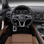 2016 Audi TT Coupe Interior (2)