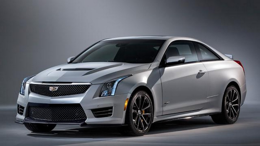2016 Cadillac ATS V Coupe 1 2016 Cadillac ATS V Coupe Exterior and Interior features
