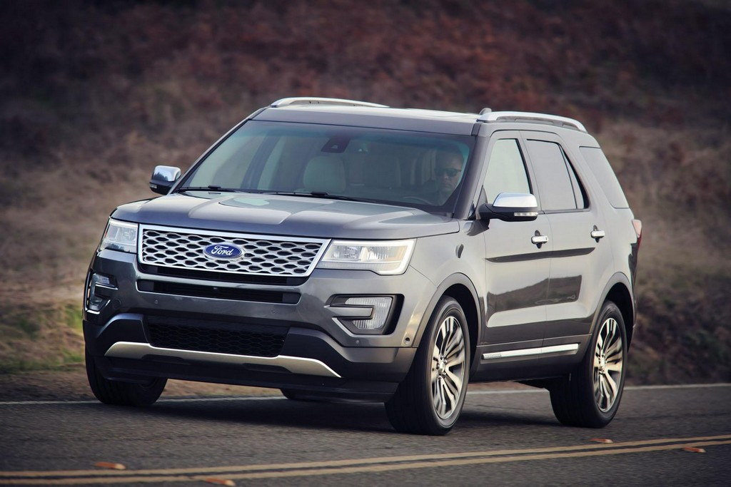 2016 Ford Explorer 1 2016 Ford Explorer SUV Features and Details