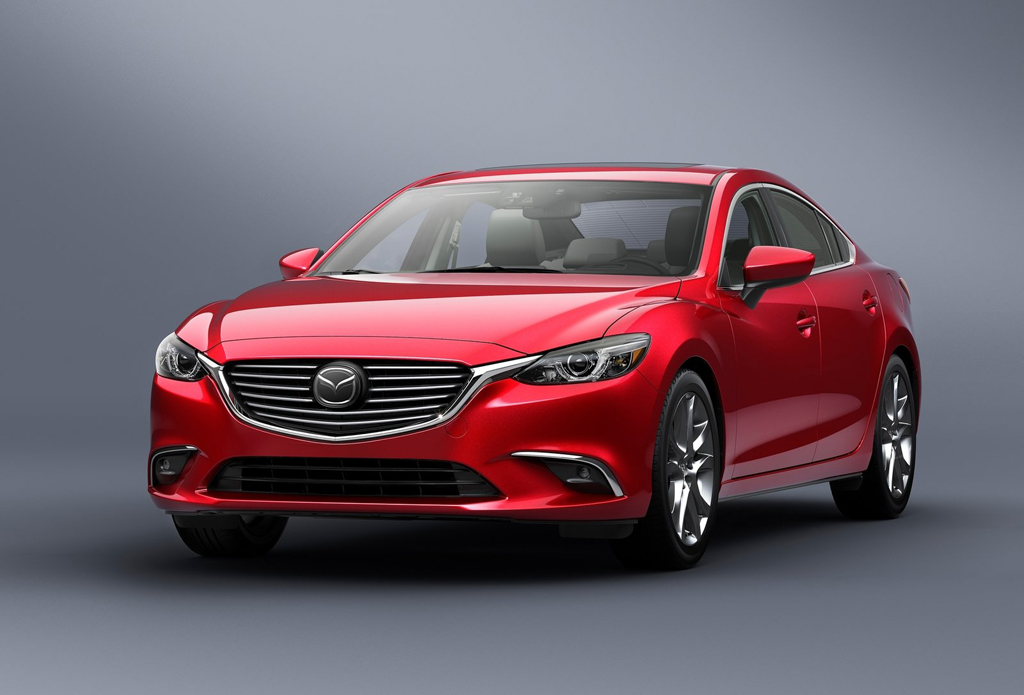 2016 Mazda 6 1 2016 Mazda 6 features and details