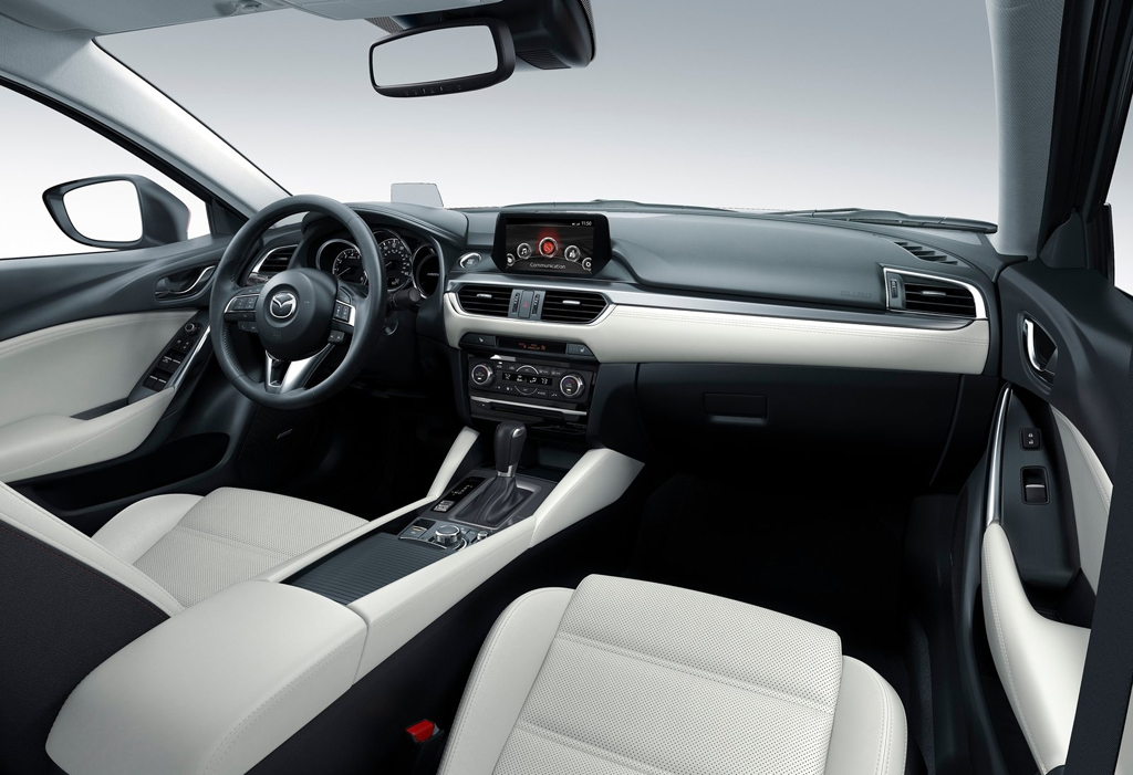2016 Mazda 6 Interior 1 2016 Mazda 6 features and details