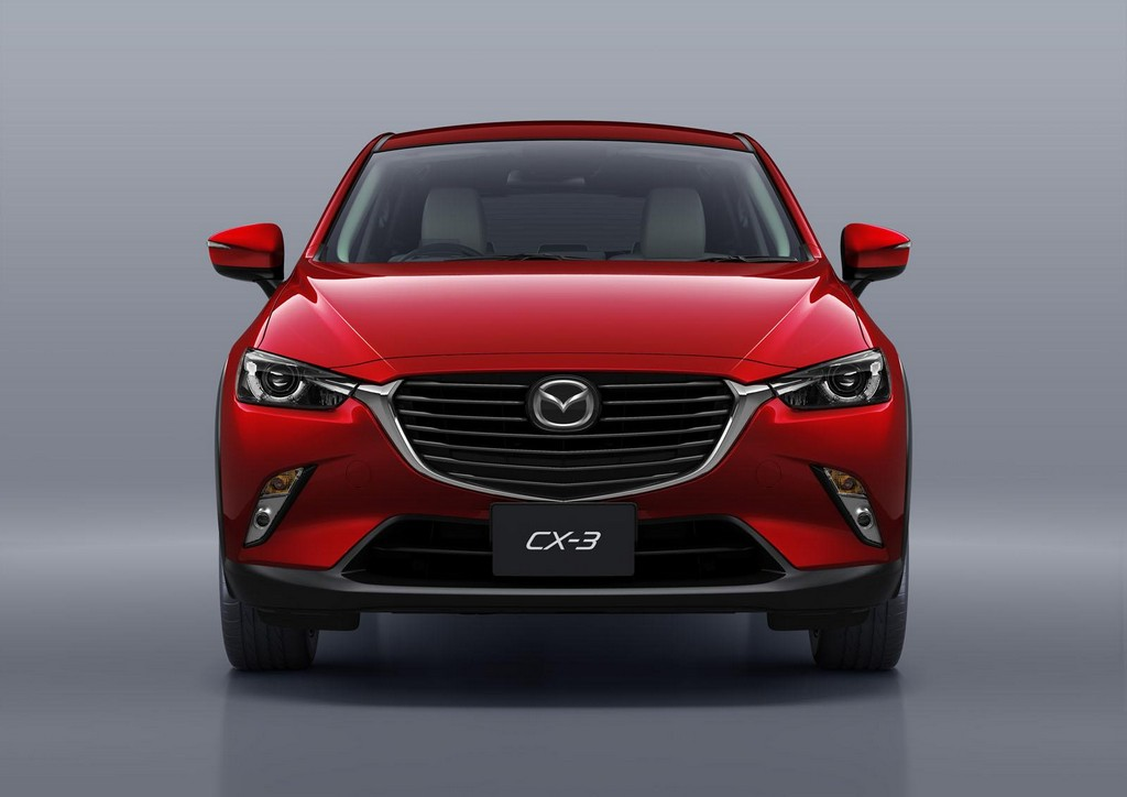 2016 Mazda CX 3 1 2016 Mazda CX 3 Features