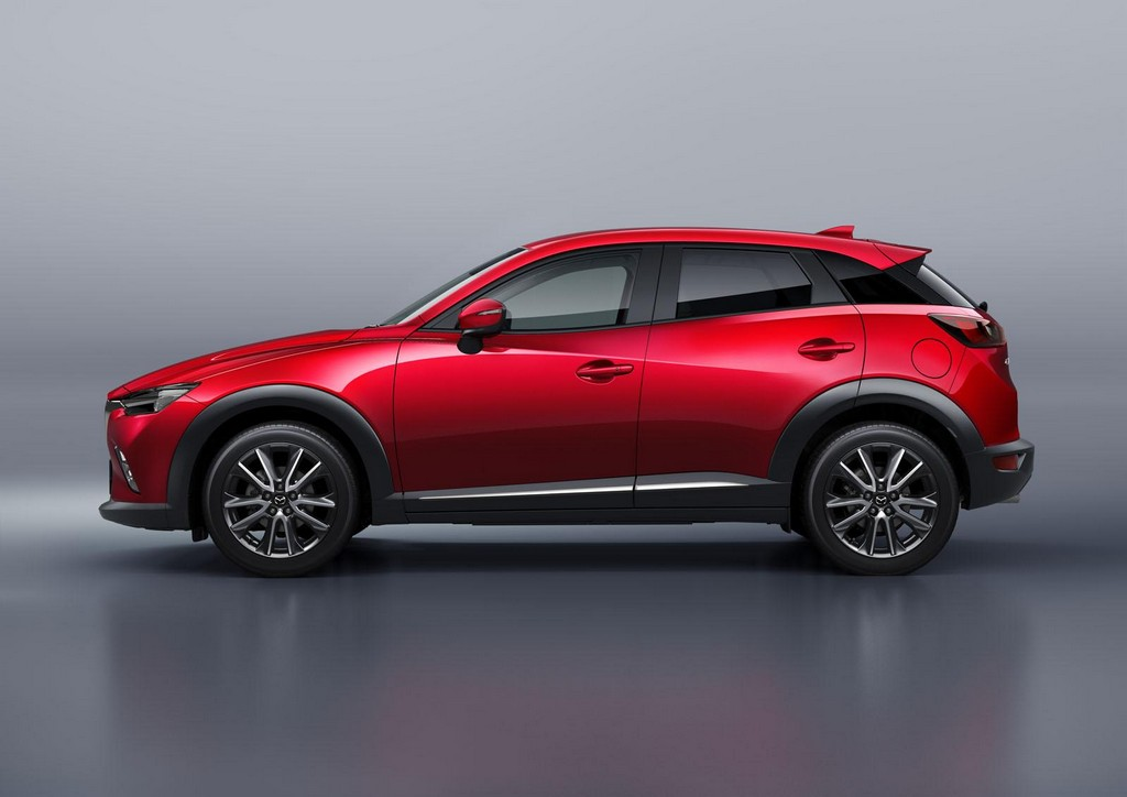 2016 Mazda CX 3 3 2016 Mazda CX 3 Features