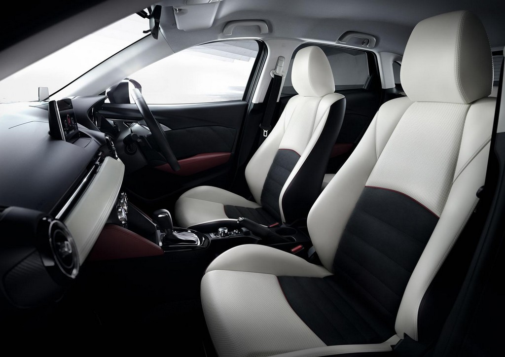 2016 Mazda CX 3 Interior 3 2016 Mazda CX 3 Features