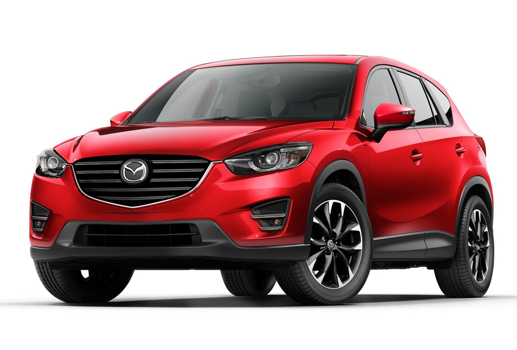 2016 Mazda CX 5 1 Mazda CX  5 (2016)   A new Generation from Sky active Technology
