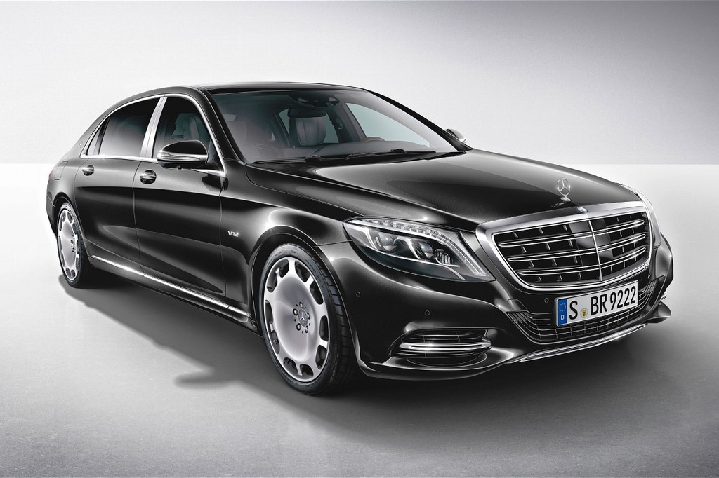 2016 Mercedes Maybach S600 1 2016 Mercedes Maybach S600   the Ultimate Satisfaction
