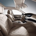 2016 Mercedes Maybach S600 Interior (1)