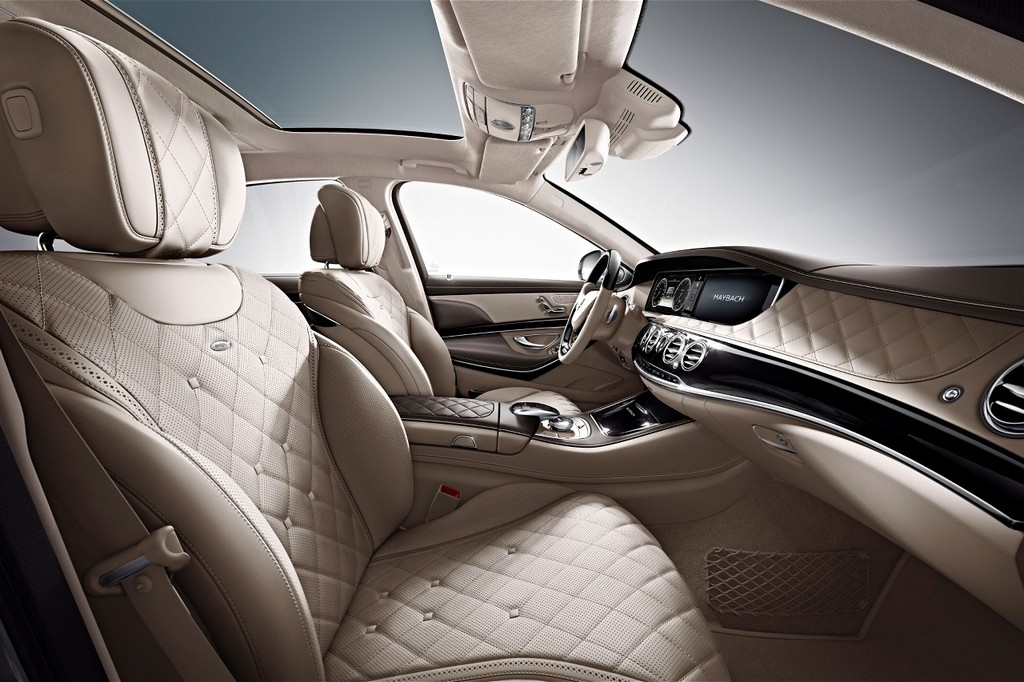 2016 Mercedes Maybach S600 Interior 1 2016 Mercedes Maybach S600   the Ultimate Satisfaction