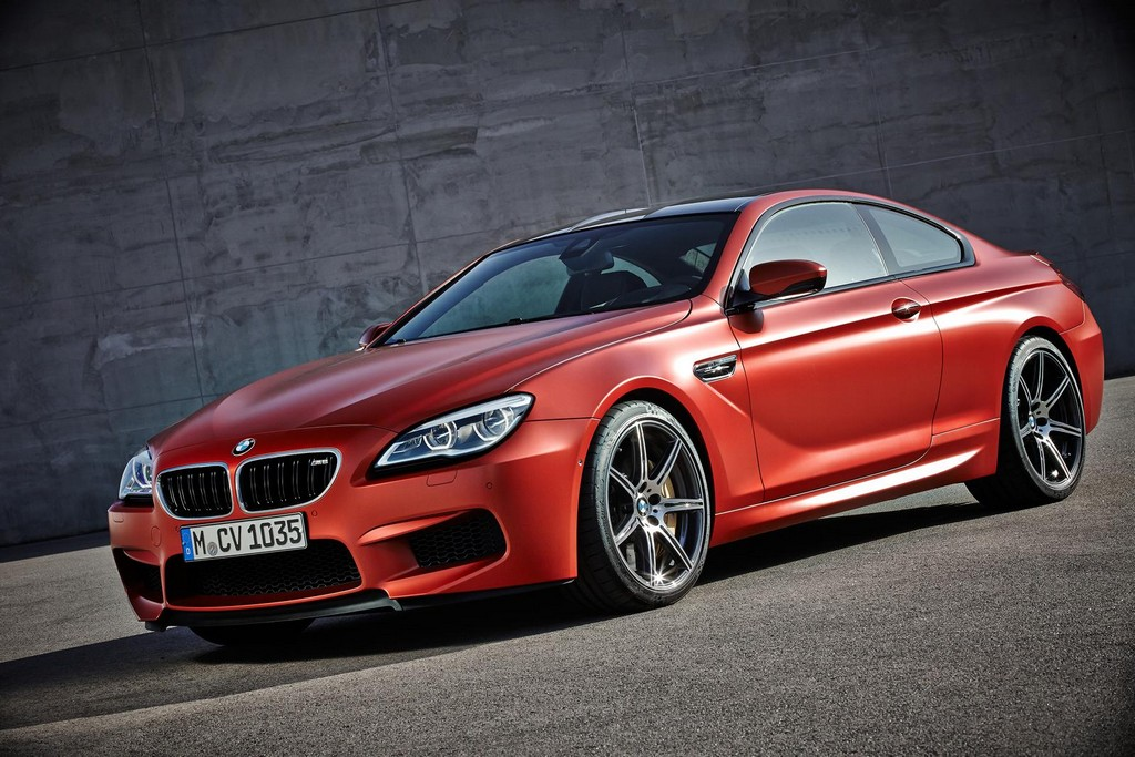 2015 BMW M6 Coupe 1 2015 BMW M6 Coupe Features and details