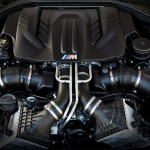 2015 BMW M6 Coupe Engine