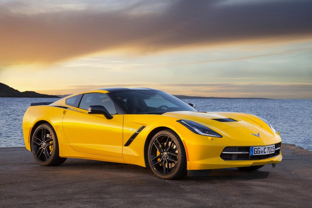 2015 Chevrolet Corvette Stingray EU Version 1 2015 Chevrolet Corvette Stingray EU Version features and details