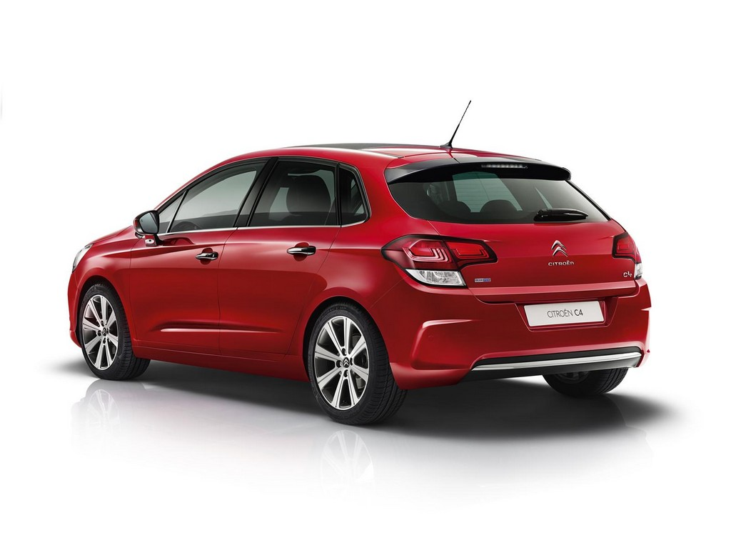2015 Citroen C4 facelift 4 2015 Citroen C4 facelift Features and details