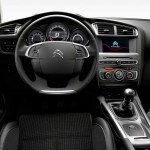 2015 Citroen C4 facelift Interior