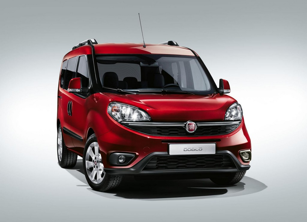 2015 Fiat Doblo 1 Fiat Doblo 2015 with some new features
