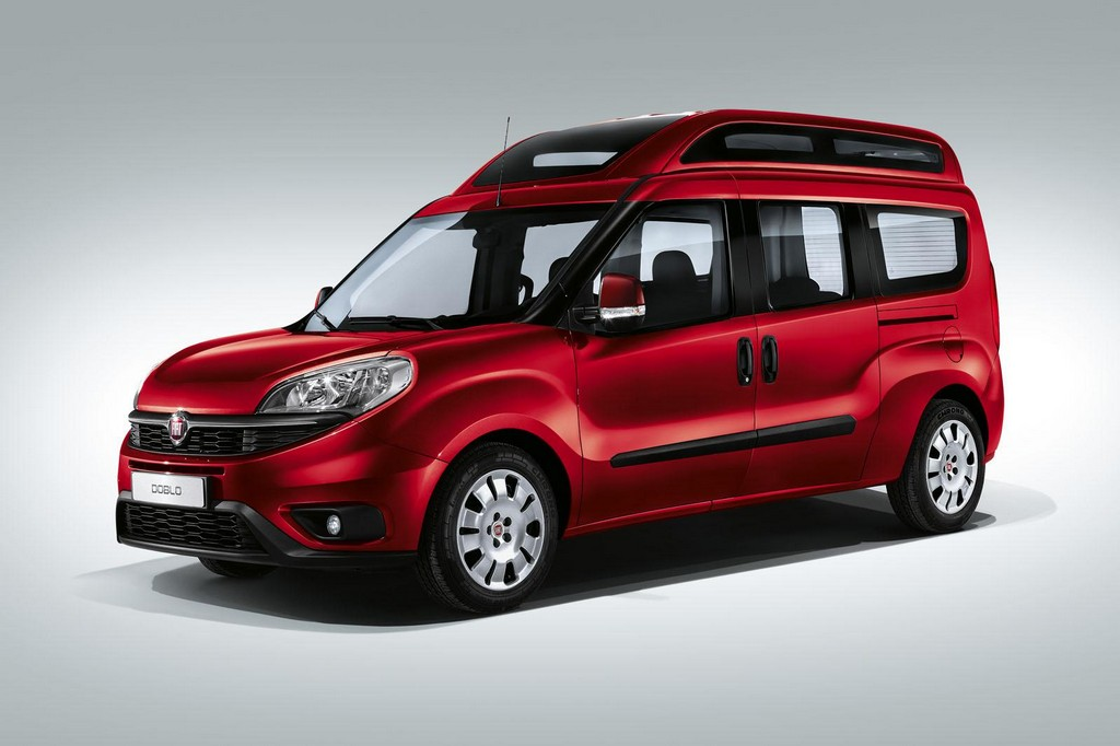 fiat doblo 2015 with some new features. Black Bedroom Furniture Sets. Home Design Ideas