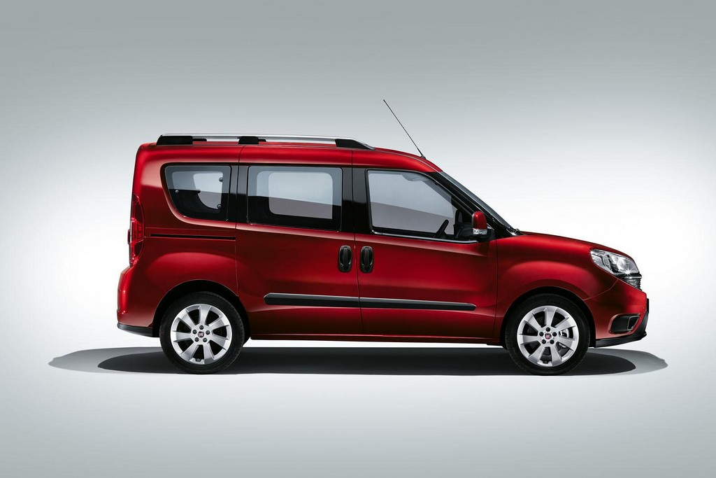 2015 Fiat Doblo 4 Fiat Doblo 2015 with some new features