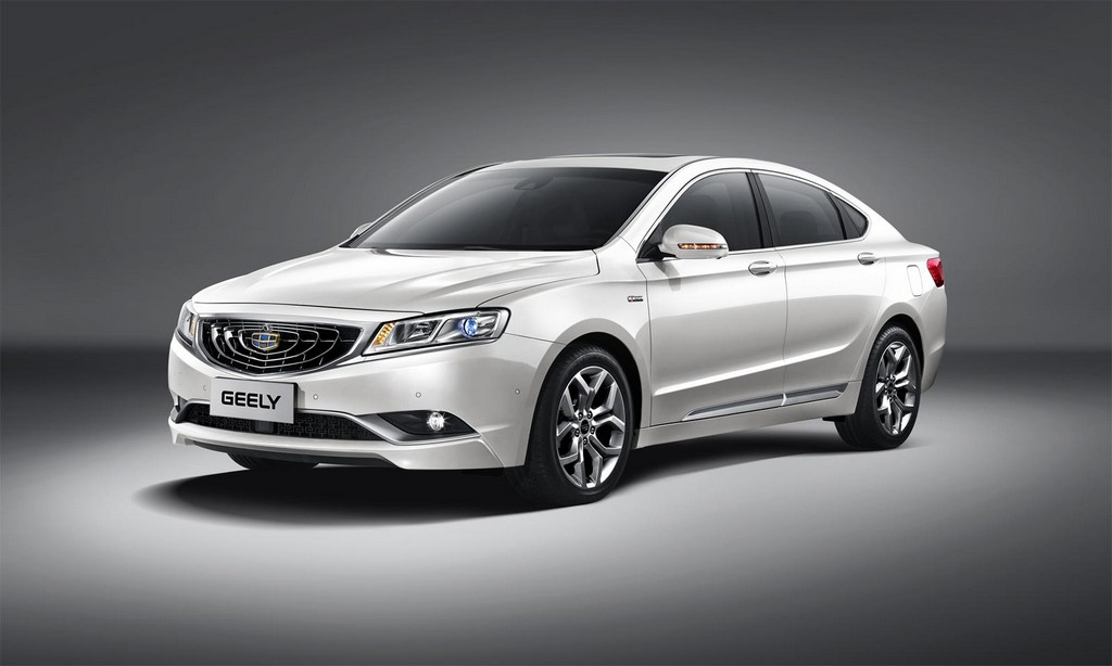2015 Geely GC9 1 2015 Geely GC9 to be unveiled on 15 December:
