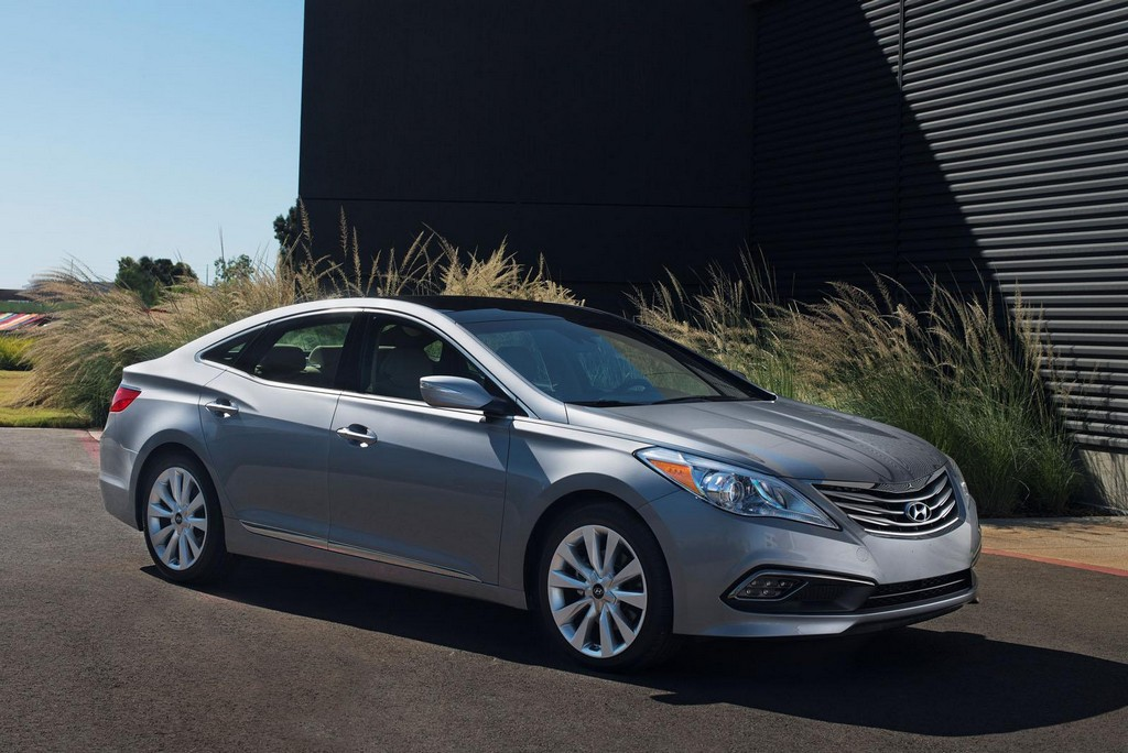 2015 Hyundai Azera 1 2015 Hyundai Azera facelift features and details