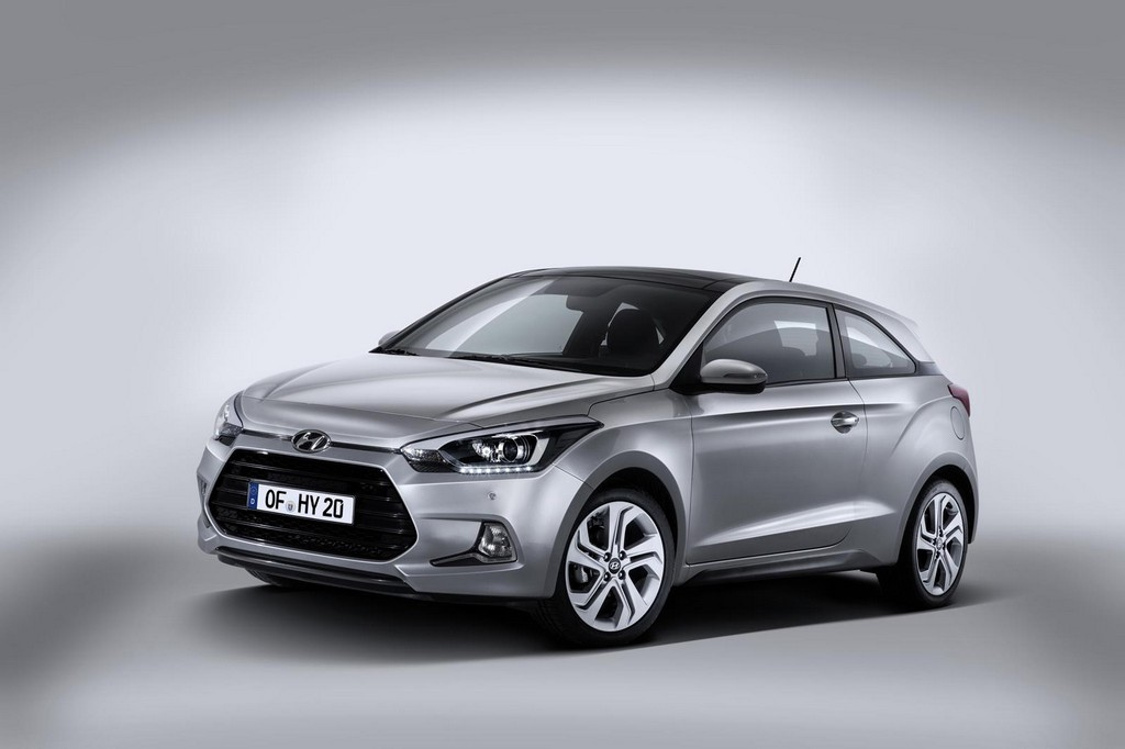2015 Hyundai i20 Coupe 1 2015 Hyundai i20 Coupe features and details