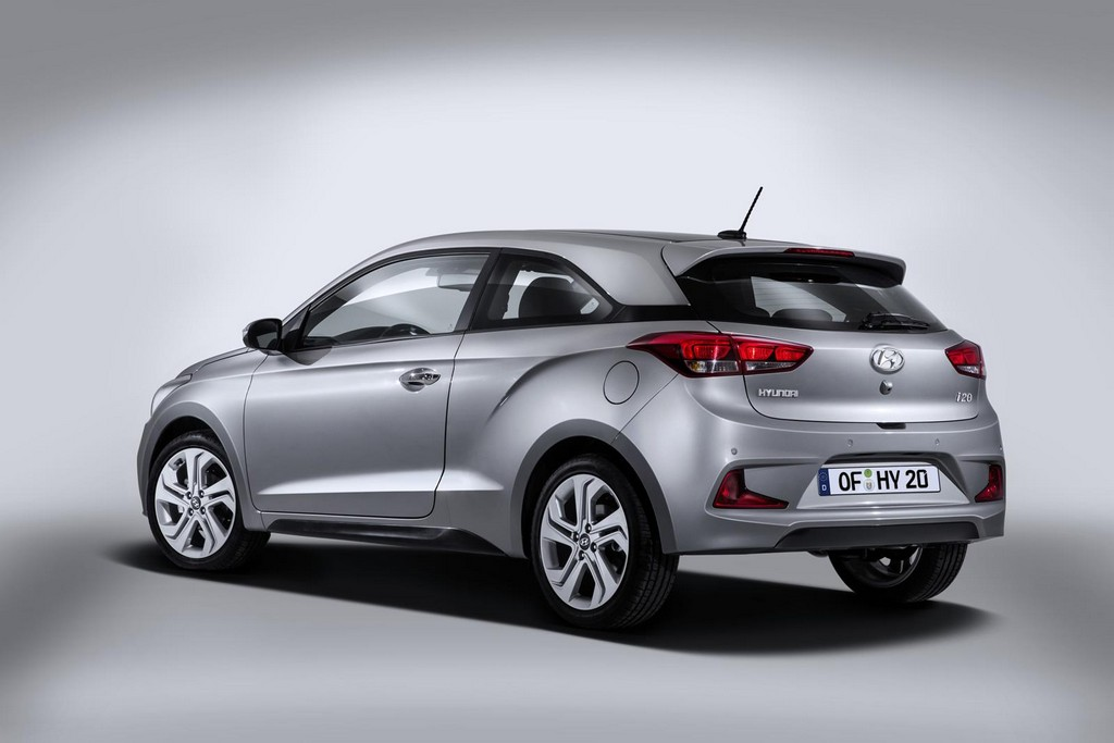 2015 Hyundai i20 Coupe 3 2015 Hyundai i20 Coupe features and details