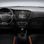 2015 Hyundai i20 Coupe Interior