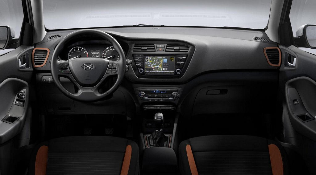 2015 Hyundai i20 Coupe Interior 2015 Hyundai i20 Coupe features and details
