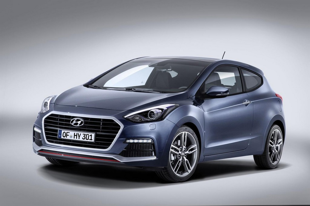 2015 Hyundai i30 Turbo 1 New 2015 Hyundai i30 Turbo features and details