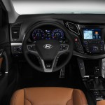 2015 Hyundai i40 Facelift Interior
