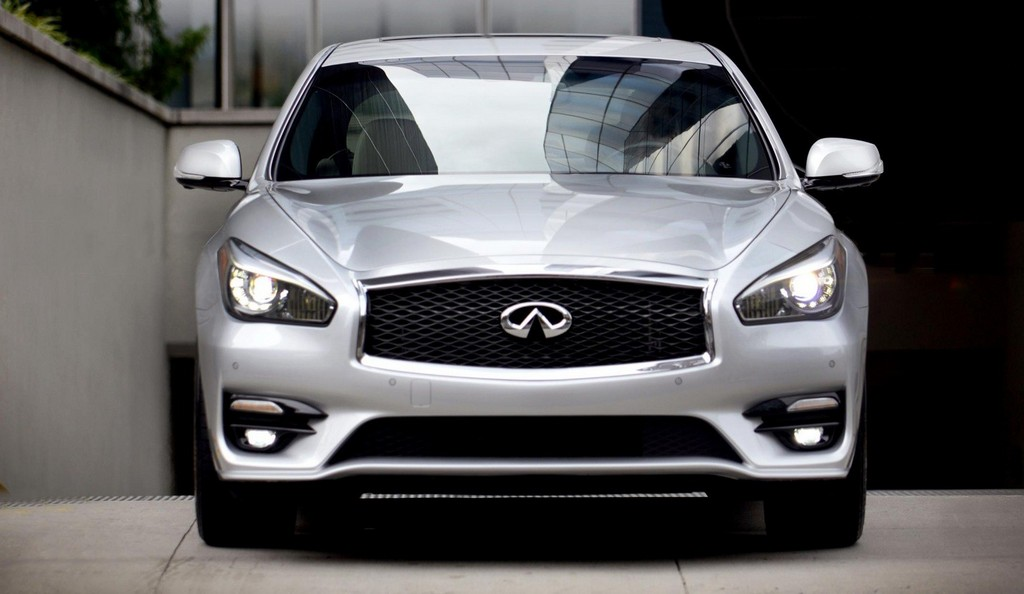 2015 Infiniti Q70 facelift 1 New 2015 Infiniti Q70 facelift