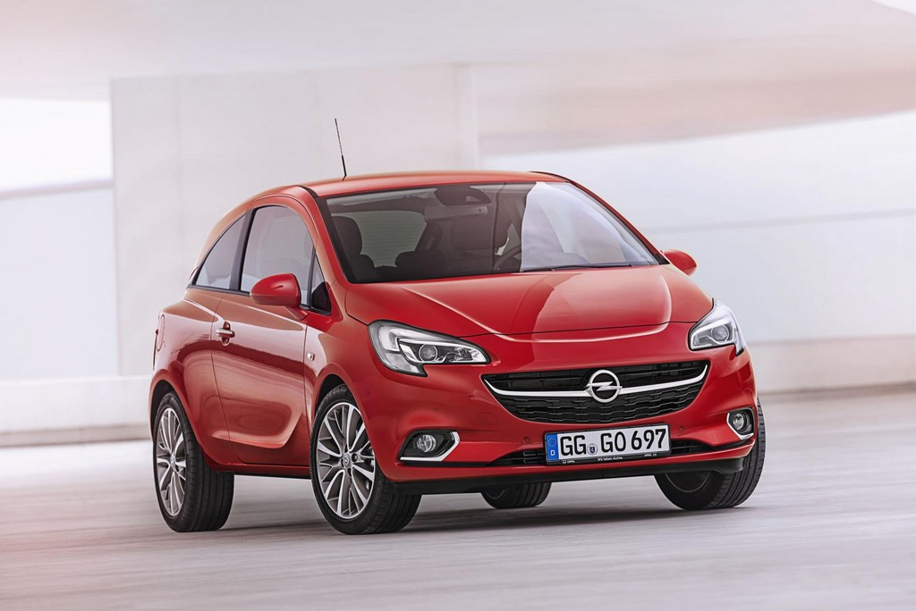 2015 Opel Corsa 2 2015 Opel Corsa features and details