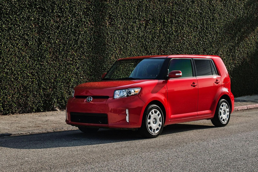 2015 Scion XB 1 2015 Scion XB with Minor Changes