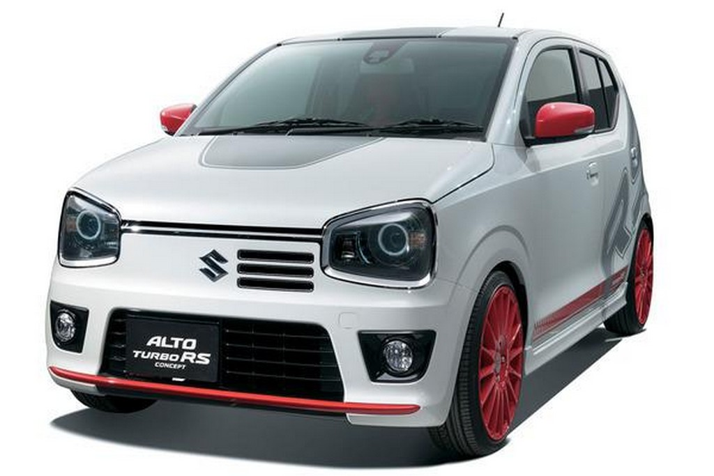 2015 Suzuki Alto RS Turbo 2015 Suzuki Alto RS Turbo
