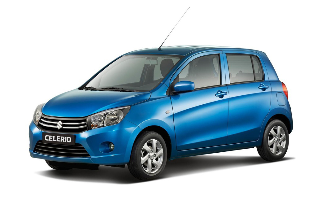 2015 Suzuki Celerio 1 2015 Suzuki Celerio UK prices announced