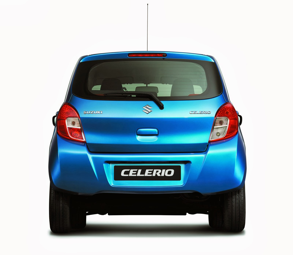 2015 Suzuki Celerio 5 2015 Suzuki Celerio UK prices announced