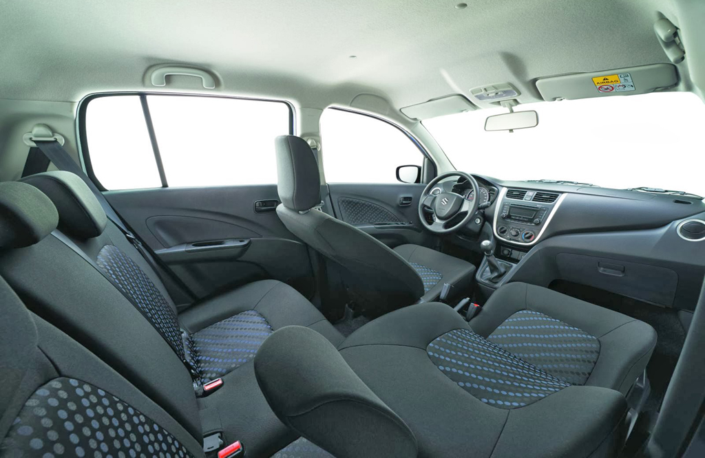 2015 suzuki celerio uk prices announced. Black Bedroom Furniture Sets. Home Design Ideas