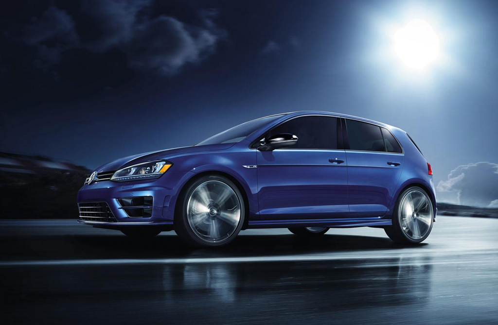 2015 Volkswagen Golf R Launch Edition US 2015 Volkswagen Golf R in USA market