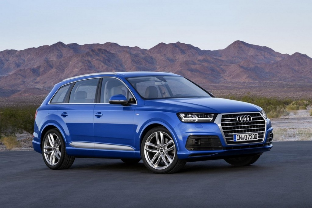 2016 Audi Q7 1 New 2016 Audi Q7 Features and details