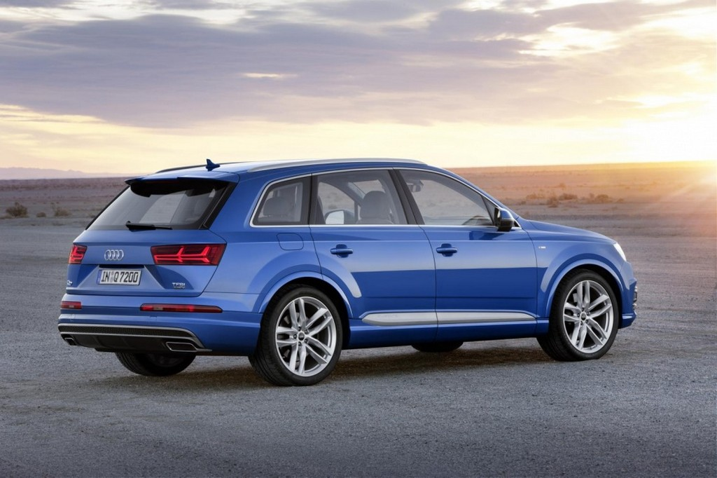 2016 Audi Q7 6 New 2016 Audi Q7 Features and details
