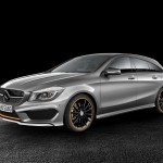 2016 Mercedes-Benz CLA Shooting Brake (1)