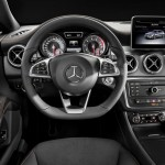 2016 Mercedes-Benz CLA Shooting Brake Interior (1)