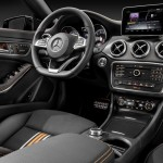 2016 Mercedes-Benz CLA Shooting Brake Interior (3)