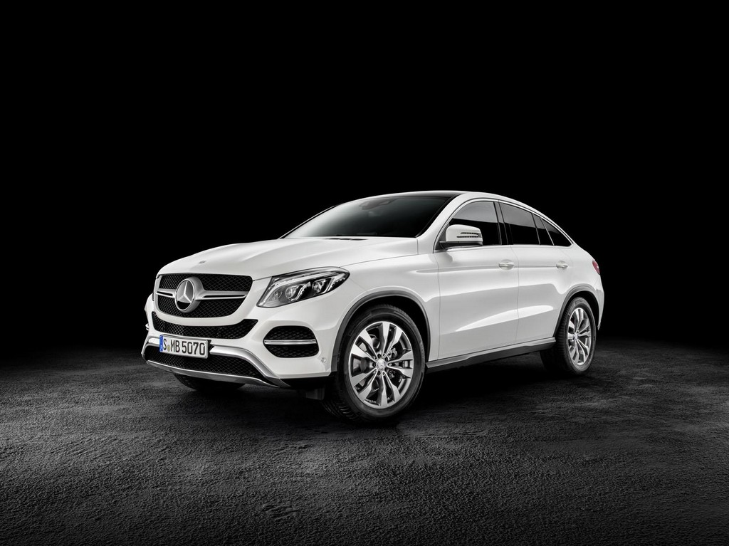 2016 Mercedes Benz GLE Coupe 1 2016 Mercedes Benz GLE Coupe features and details