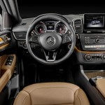 2016 Mercedes-Benz GLE Coupe Interior (1)