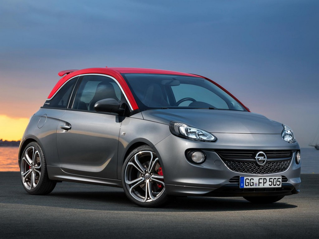 Vauxhall Adam Grand Slam 2 Vauxhalls Adam Grand Slam