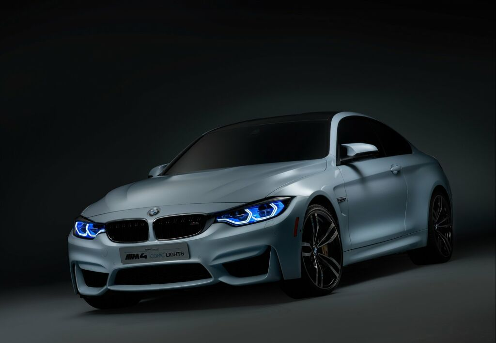 2015 BMW M4 Iconic Lights Concept 1 2015 BMW M4 Iconic Lights Concept